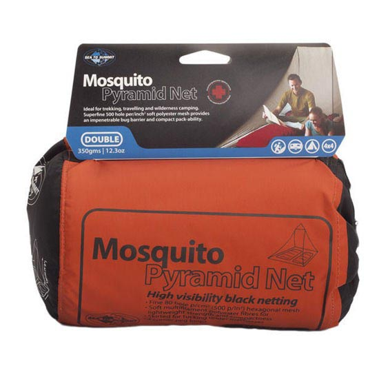 Sea To Summit Mosquito Pyramid Net Double Permethrin - Photo de détail