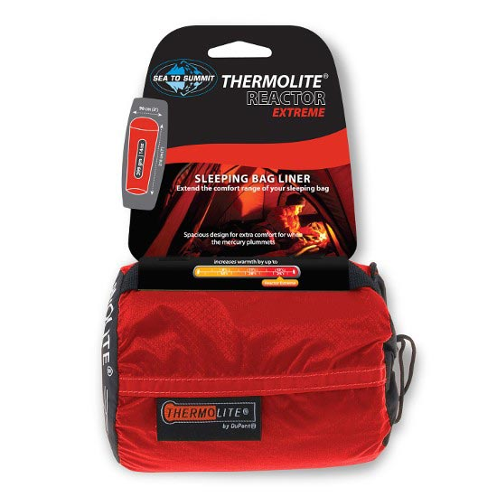 Sea To Summit Thermolite® Reactor Extreme - Red