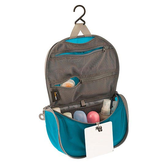 Sea To Summit Hanging Toiletry - Azul/Gris