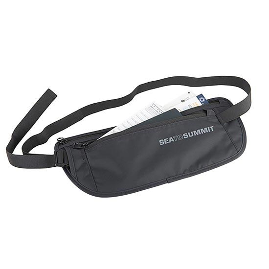 Sea To Summit Money Belt - Negro