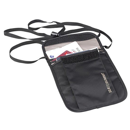 Sea To Summit Neck Pouch - Negro