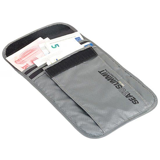 Sea To Summit Neck Pouch  RFID L - Gris