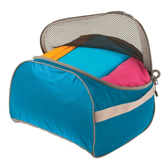 Sea To Summit Packing Cell Medium - Azul/Gris