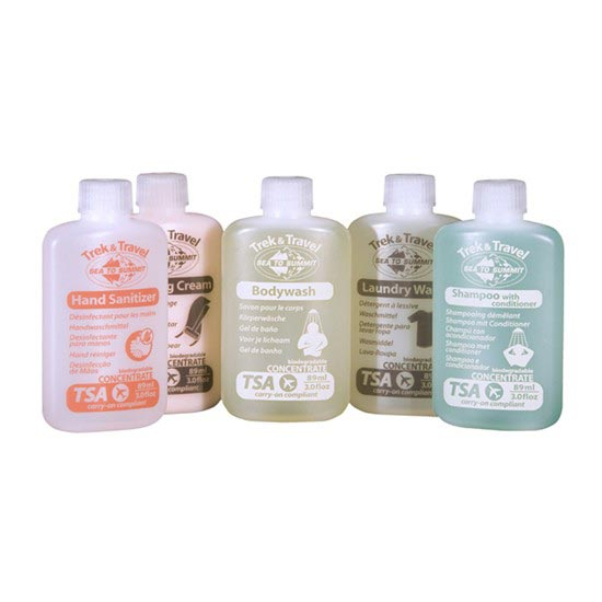 Sea To Summit Trek&Travel Liquid Shampoo with Conditioner - Photo de détail