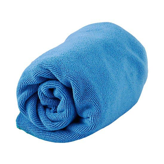 Sea To Summit Tek Towel X-Small - Bleu Pacifique