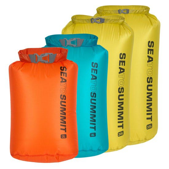 Sea To Summit Ultra-Sil® Nano Dry Sack 4L - Photo de détail