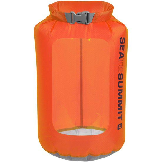 Sea To Summit Ultra Sil® View Dry Sack 4L - Naranja