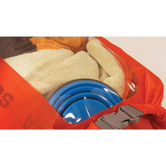 Sea To Summit Ultra Sil® View Dry Sack 4L - Photo of detail
