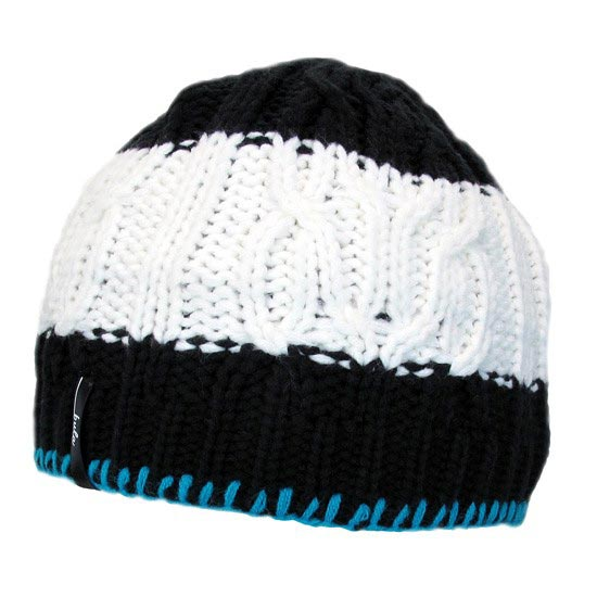 Bula Hampton Beanie - Black/White