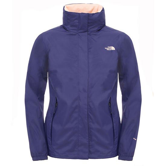The North Face Resolve Jacket W - Patriot Blue