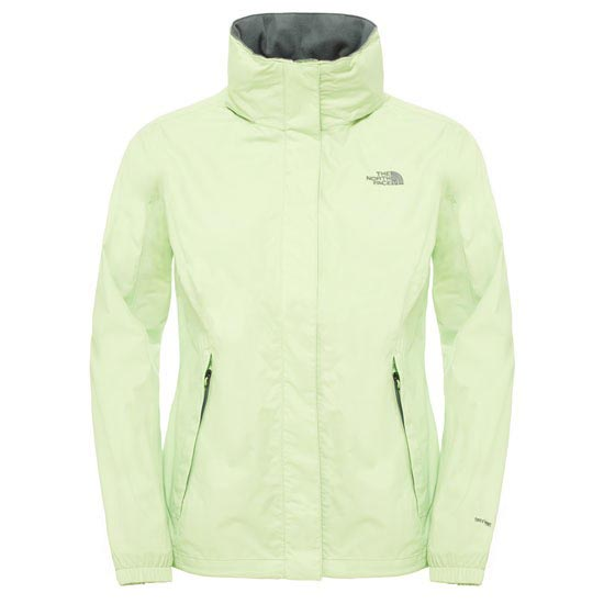 The North Face Resolve Jacket W - Budding Green