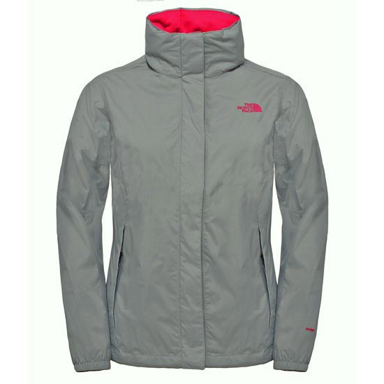 The North Face Resolve Jacket W - Laurel Wreath Green