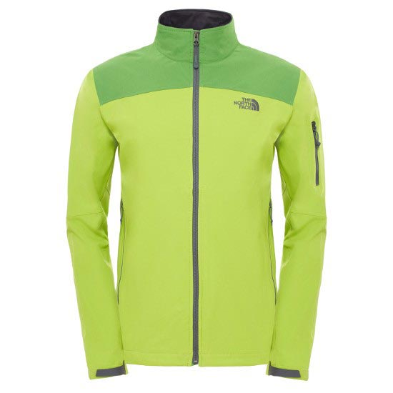 The North Face Ceresio Jacket - Macaw Green/Flashlight Green
