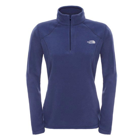The North Face 100 Glacier 1/4 Zip W - Patriot Blue