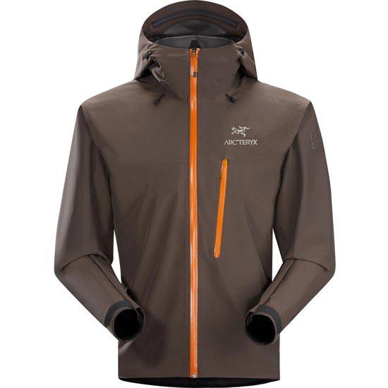 Arc'teryx Alpha SL Jacket - Dk Basalt