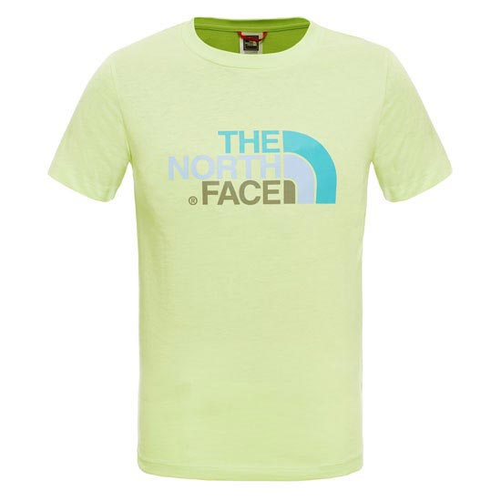 The North Face S/S Easy Tee Y - Budding Green