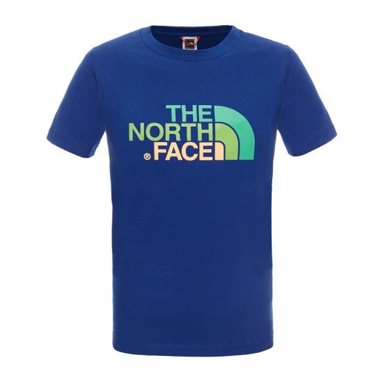The North Face S/S Easy Tee Y - Marker Blue