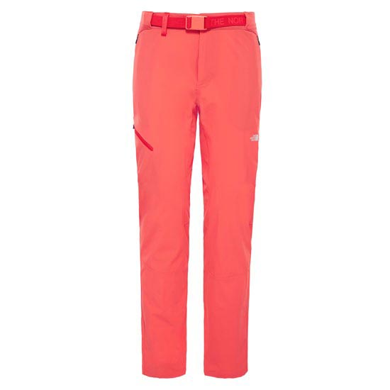 The North Face Speedlight Pant W - Radiant Orange