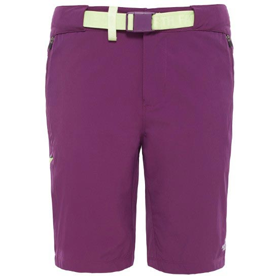 The North Face Speedlight Short W - Pampolna Purple