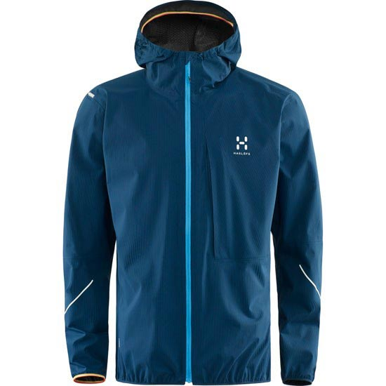 Haglöfs L.I.M PROOF Jacket - Blue Ink