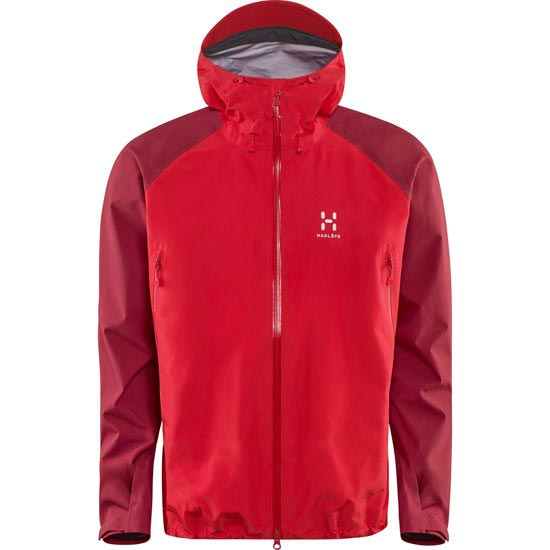Haglöfs Roc Spirit Jacket - Real Red/Rubin