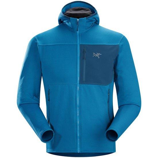 Arc'teryx Fortrez Hoody - Adriatic Blue