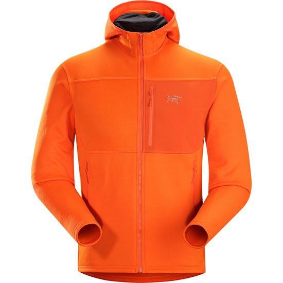 Arc'teryx Fortrez Hoody - Stellar Orange