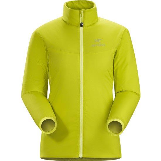 Arc'teryx Atom LT Jacket W - Chartreuse