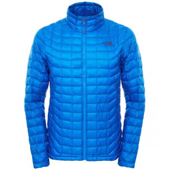 The North Face Thermoball Full Zip Jacket - Bomber Blue