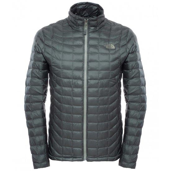 The North Face Thermoball Full Zip Jacket - Spruce Green /Laurel Wreath Green Cirrus Print