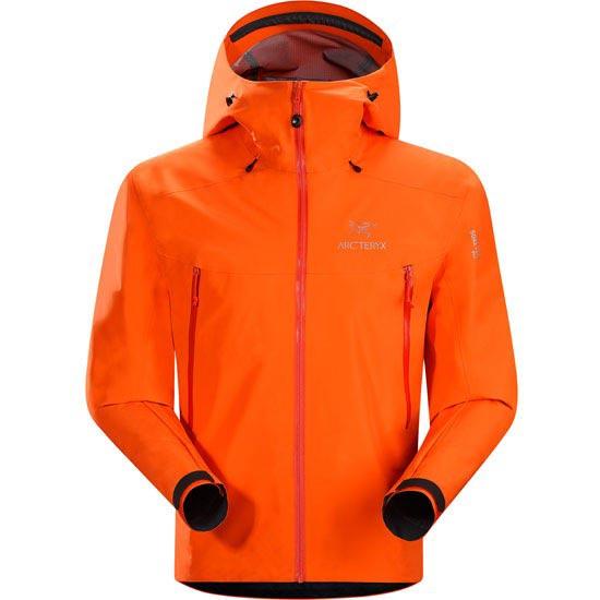 Arc'teryx Beta LT Jacket - Stellar Orange
