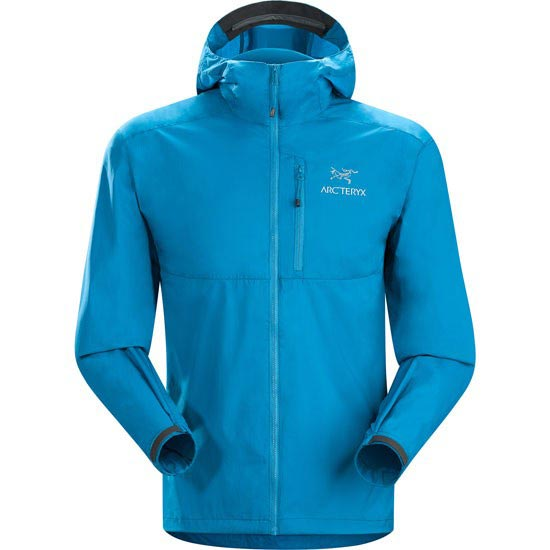 Arc'teryx Squamish Hoody - Adriatic Blue
