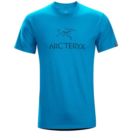 Arc'teryx Arc'word SS T-Shirt - Adriatic Blue
