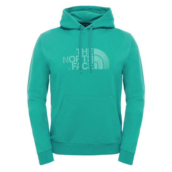The North Face Drew Peak Pullover Hoodie Light - Teal Blue