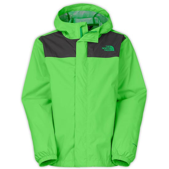 The North Face Zipline Jacket B - Electric Mint Green