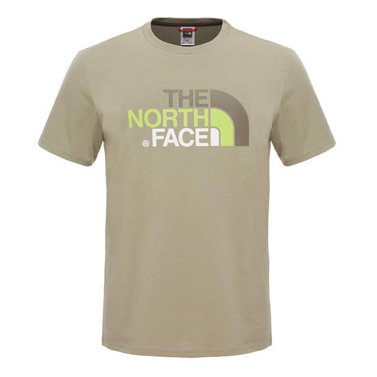 The North Face S/S Easy Tee - Mountain Moss