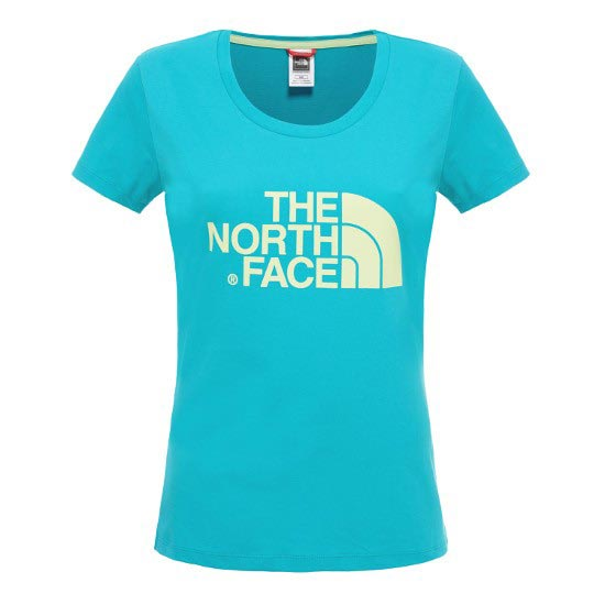 The North Face S/S Easy Tee W - Bluebird