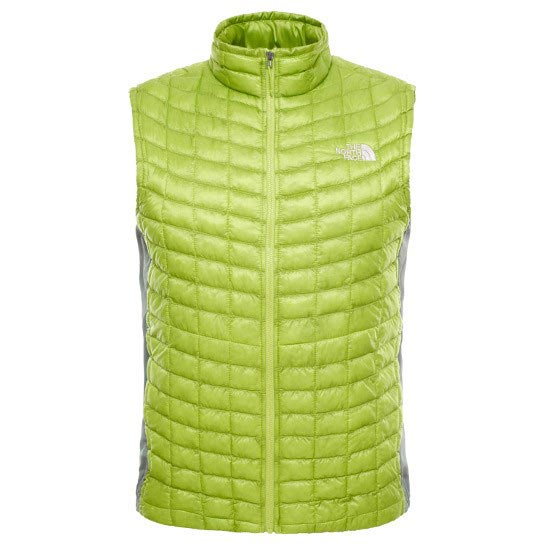 The North Face Thermoball Hybrid Vest - Macaw Green