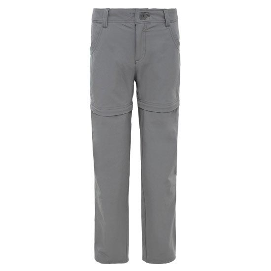 The North Face Argali Convertible Hike Pant G - Pache Grey/Pache Grey
