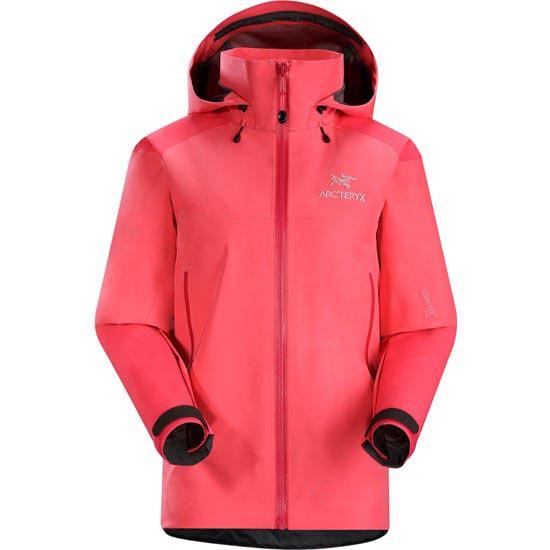 Arc'teryx Beta AR Jacket W - Pink Guava