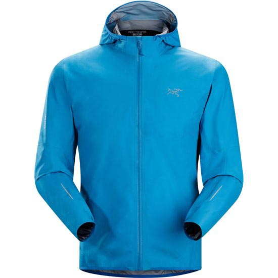 Arc'teryx Norvan Jacket - Adriatic Blue
