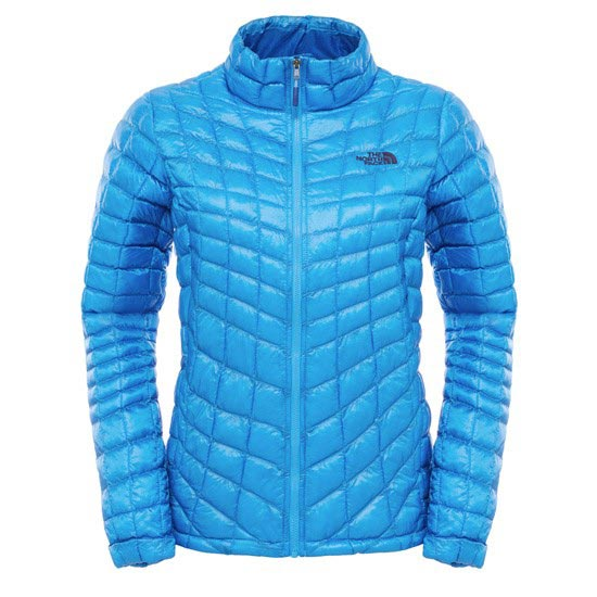 The North Face Thermoball Jacket W - Clear Lake Blue