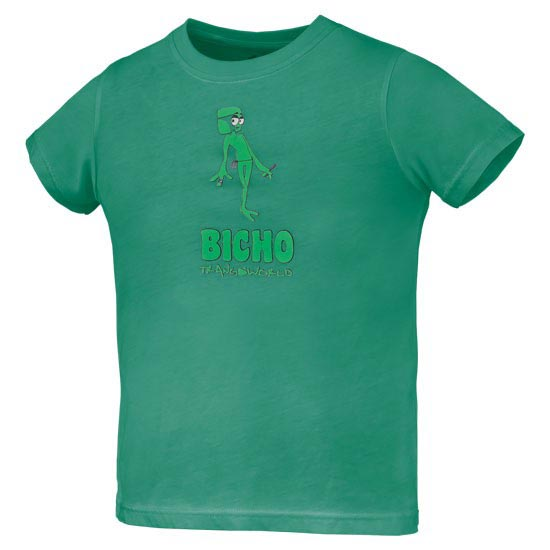 Trangoworld Bicho T-Shirt Jr - Verde