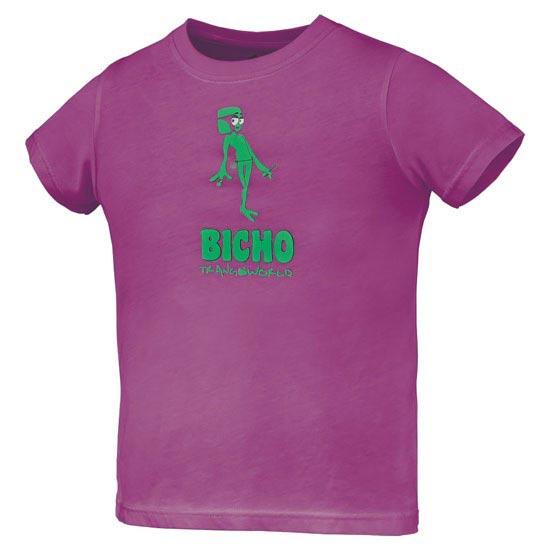 Trangoworld Bicho T-Shirt Jr - Morado