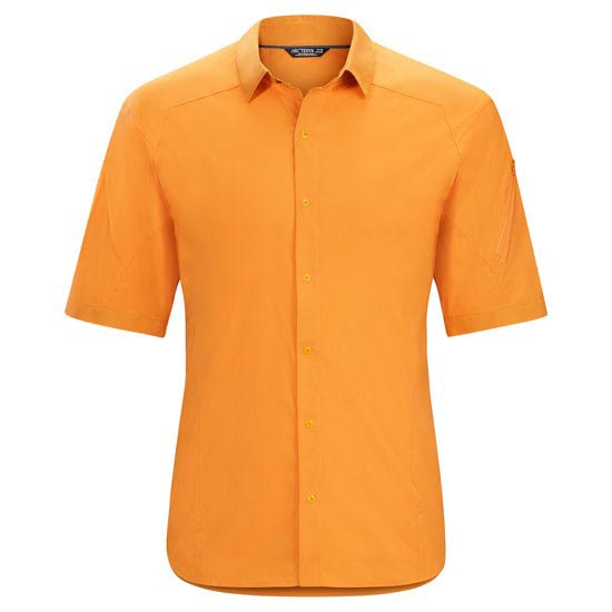 Arc'teryx Elaho SS Shirt - Blaze