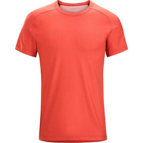 Arc'teryx Captive T-Shirt - Vermillion