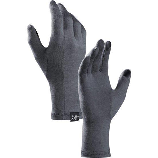 Arc'teryx Gothic Glove - Gunmetal
