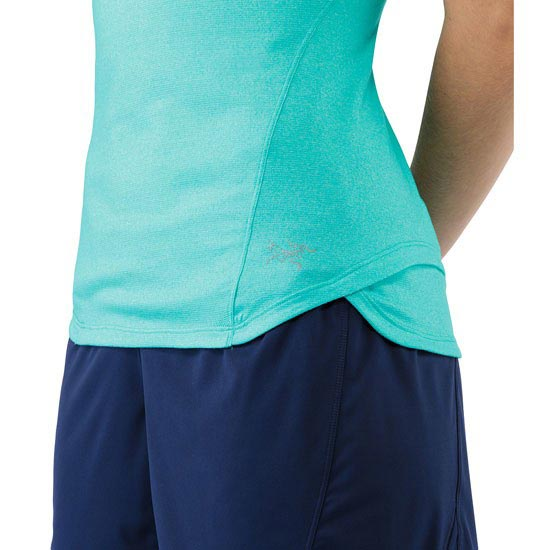 Arc'teryx Tolu Sleeveless W - Detail Foto