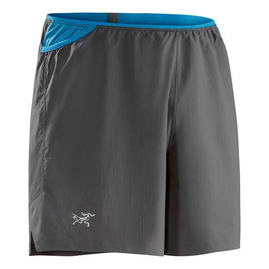 Arc'teryx Soleus Short - Iron Anvil