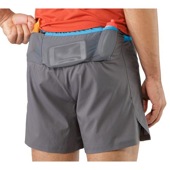 Arc'teryx Soleus Short - Photo of detail